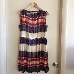 Rachel Roy Pleated Dress 10